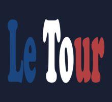 Le Tour Tricolour by sher00