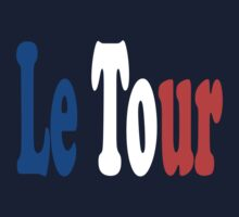 Le Tour Tricolour Kids Clothes