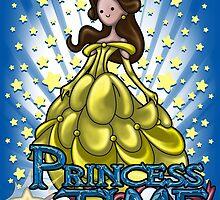 Princess Time - Belle by Penelope Barbalios