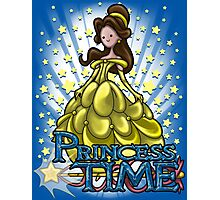 Princess Time - Belle Photographic Print