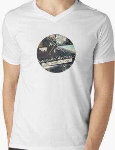 american authors Mens V-Neck T-Shirt