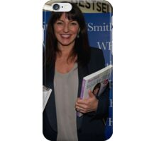 Davina McCall book signing in WHSmith Bromley Kent iPhone Case/Skin