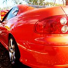 Orange Late Monaro by Nathan Horswill