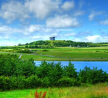 Penshaw in HDR by Mark Willson