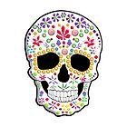 Sugar Skull by TinaGraphics