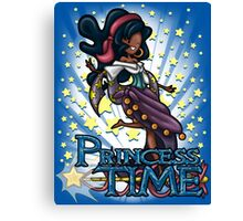 Princess Time - Esmerelda Canvas Print