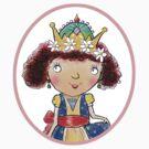 Princess (oval) by EnPassant