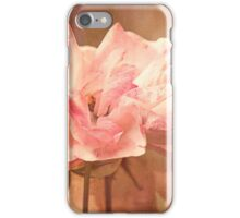 Scents of Summer - Textured Roses iPhone Case/Skin