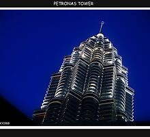 A Petronas Tower by chucky1988