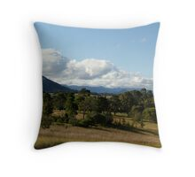 The Bigger View Throw Pillow