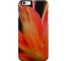 Flower Flames  iPhone Case/Skin
