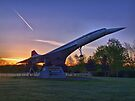 Concorde Sunrise 3 - Brooklands by Colin  Williams Photography