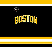 Boston Blades Case (No Number) by seeaykay