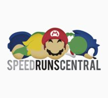 SpeedRunsCentral Official! One Piece - Short Sleeve