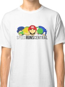SpeedRunsCentral Official! Classic T-Shirt