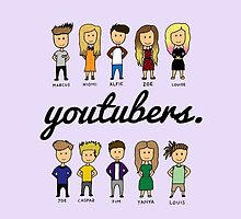 YOUTUBERS by hxrtsy