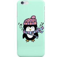 MUSICAL PENGUIN iPhone Case/Skin