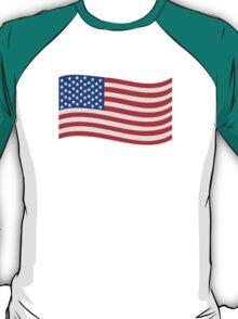 United States flag stars T-Shirt