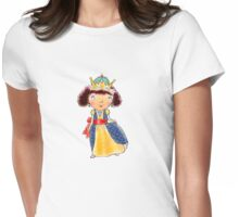 Princess 1 Womens Fitted T-Shirt