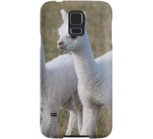 Alpaca Twin Samsung Galaxy Case/Skin