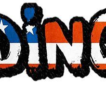 Ya Dingus Patriot Variant by SmashBam by SmashBam