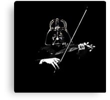 Darth Vader Violin Canvas Print