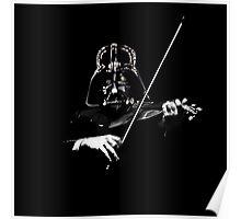 Darth Vader Violin Poster
