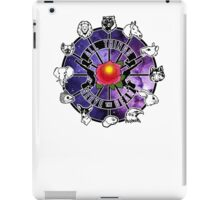 All Things Serve The Beam  iPad Case/Skin