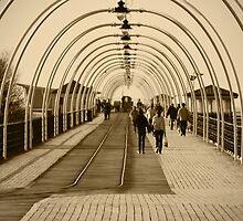 Southport Pier by Stan Owen