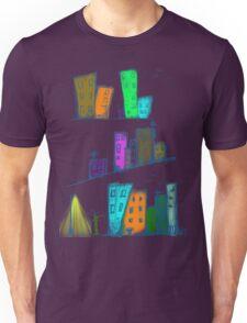 City of colors Unisex T-Shirt