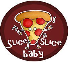 Slice, slice, baby! Photographic Print