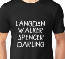 Langdon Walker Spencer Darling  Unisex T-Shirt