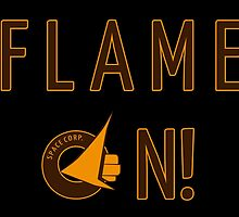 Flame on! by CreatoreMagico