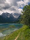 Lago di Landro by Krys Bailey