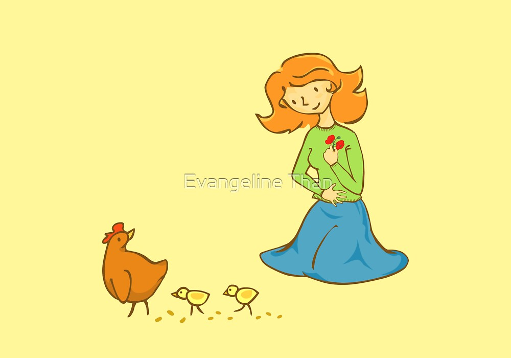 Mothers in Common by Evangeline Than