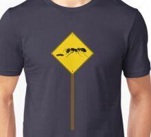 CAUTION: Giant Mutant Ants Unisex T-Shirt