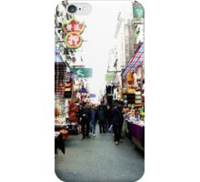 Fai Yuen Street iPhone Case/Skin