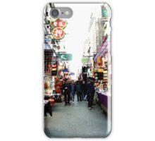 Fai Yuen Street iPhone Case/Skin