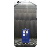 Stairway to TARDIS iPhone Case/Skin