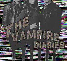 The Vampire Diaries  by Dylanoposey