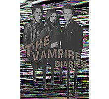 The Vampire Diaries  Photographic Print