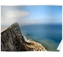 Top of Gibraltar Poster