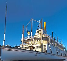 Klondike II at permanent rest by Yukondick