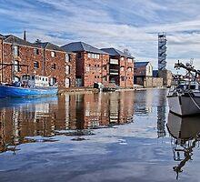Exeter Quays by Susie Peek
