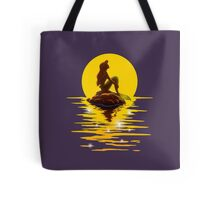 The Minimal Mermaid Tote Bag