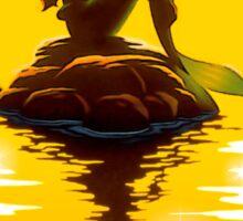 The Minimal Mermaid Sticker