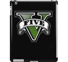 Gta V 2 iPad Case/Skin