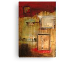 passage between here and home Canvas Print