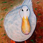 Neon Duck by Scott Plaster