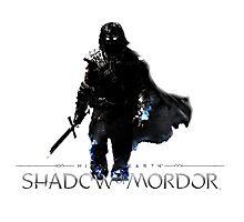 Shadow of Mordor design Photographic Print
